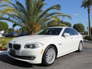 The 2011 BMW 535i is a great choice for a used BMW in West Palm Beach
